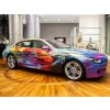 2013 BMW 650i Gran Coupe Art Car