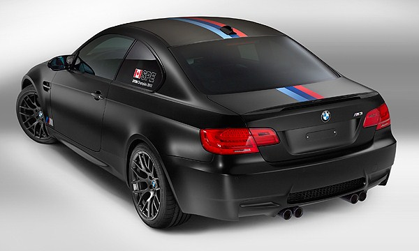 2012 BMW M3 DTM Champion Edition Rear View