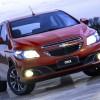 2013 Chevrolet Onix Front Design