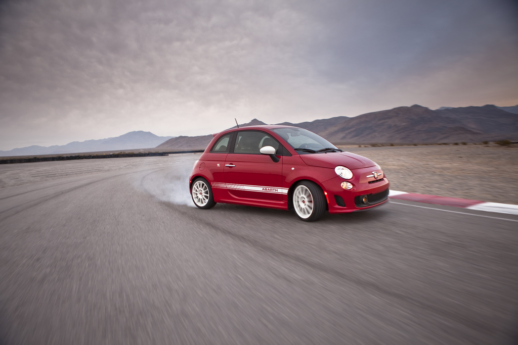 2013 Fiat 500C Abarth Performance
