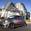 2013 Fiat 500C Abarth Side View