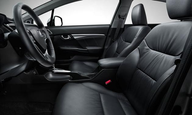 2013 Honda Civic Coupe Interior