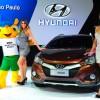 2013 Hyundai HB20X Shows
