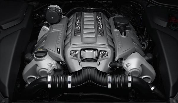 2013 Porsche Cayenne Turbo S Engine Performance