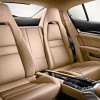 2013 Porsche Panamera Platinum Edition Rear Interior