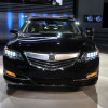 2014 Acura RLX Black Front View