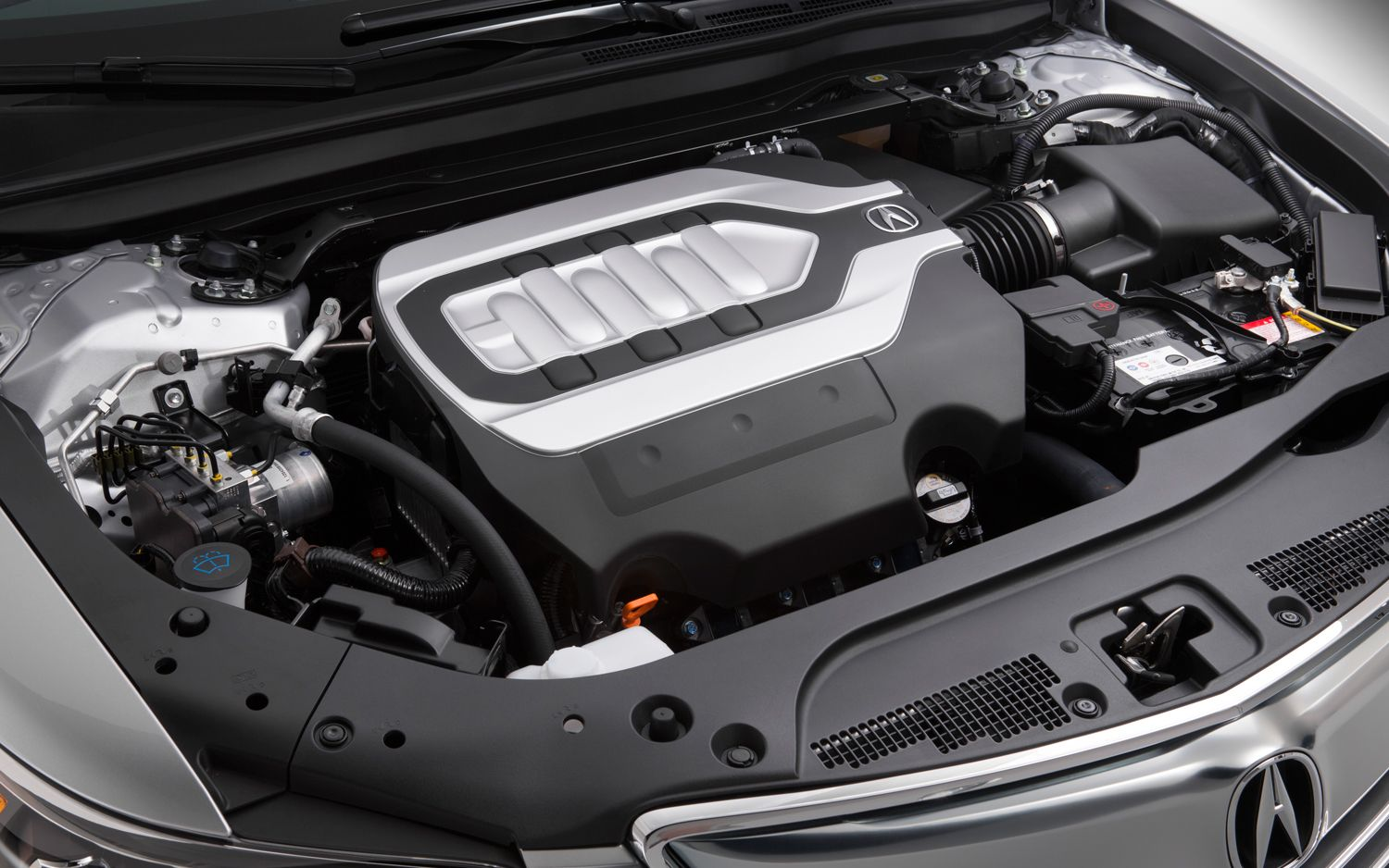 2014 Acura RLX Engine Performance