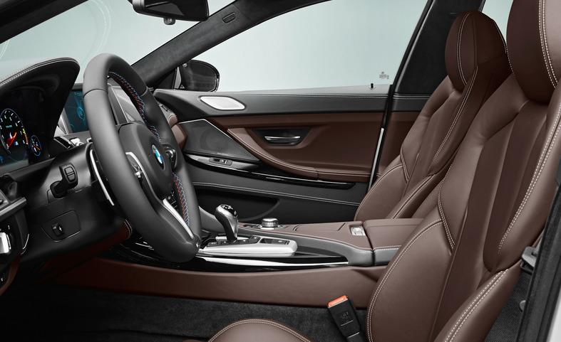 2014 BMW M6 Gran Coupe Interior
