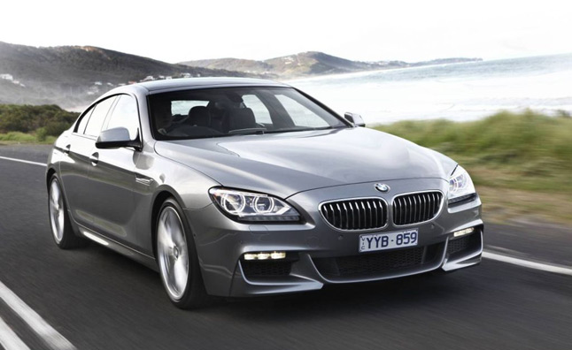 2014 BMW M6 Gran Coupe Test Drive