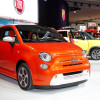 2014 Fiat 500e Show