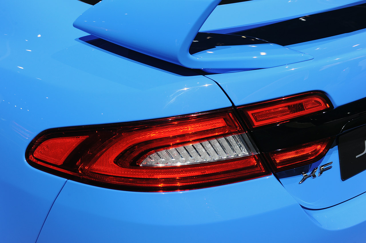 2014 Jaguar XFR-S Rear Lamp