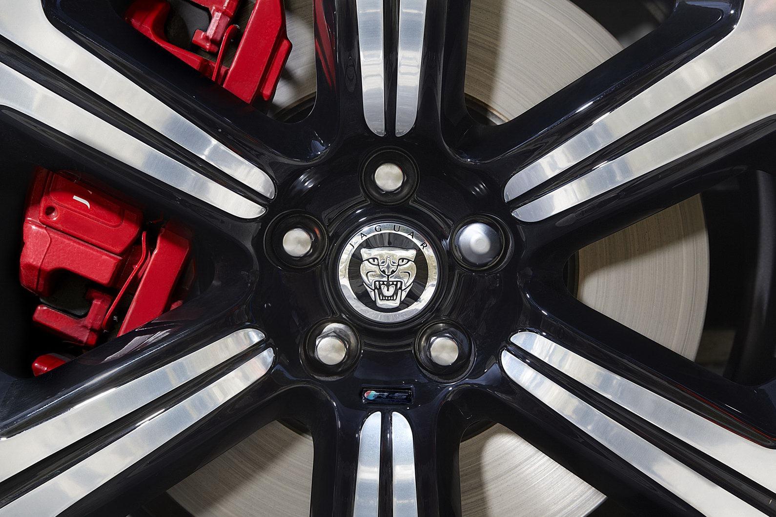 2014 Jaguar XFR-S Rims