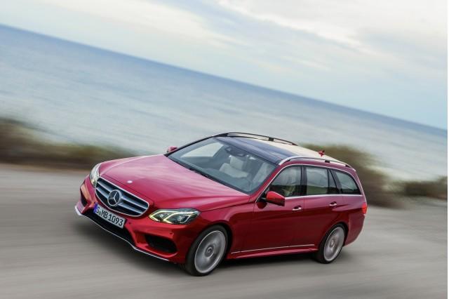 2014 Mercedes-Benz E-Class Test Drive