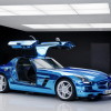 2014 Mercedes SLS AMG Coupe Electric Drive Exterior