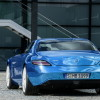 2014 Mercedes SLS AMG Coupe Electric Drive Rear Design