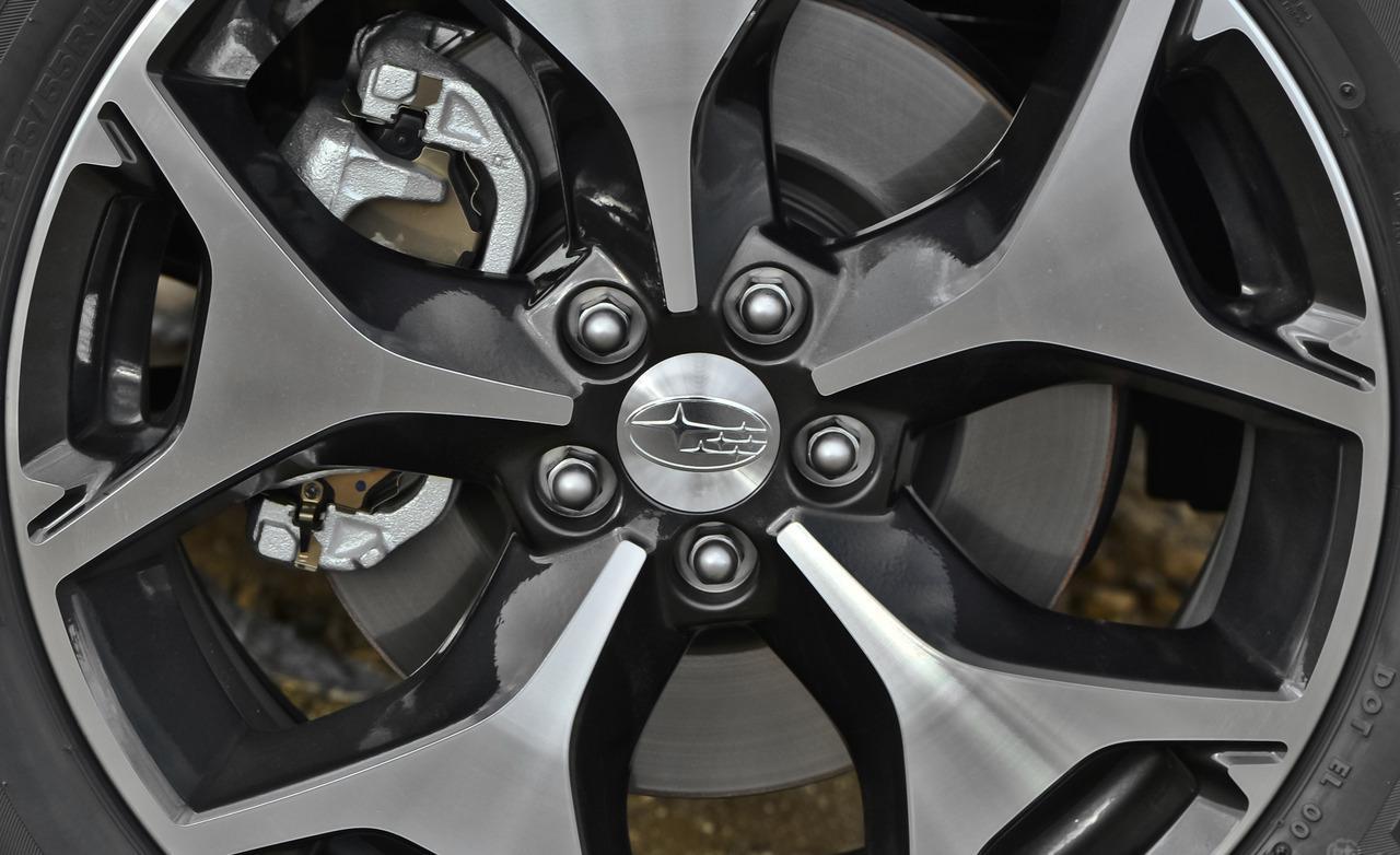 2014 Subaru Forester US Version Rims