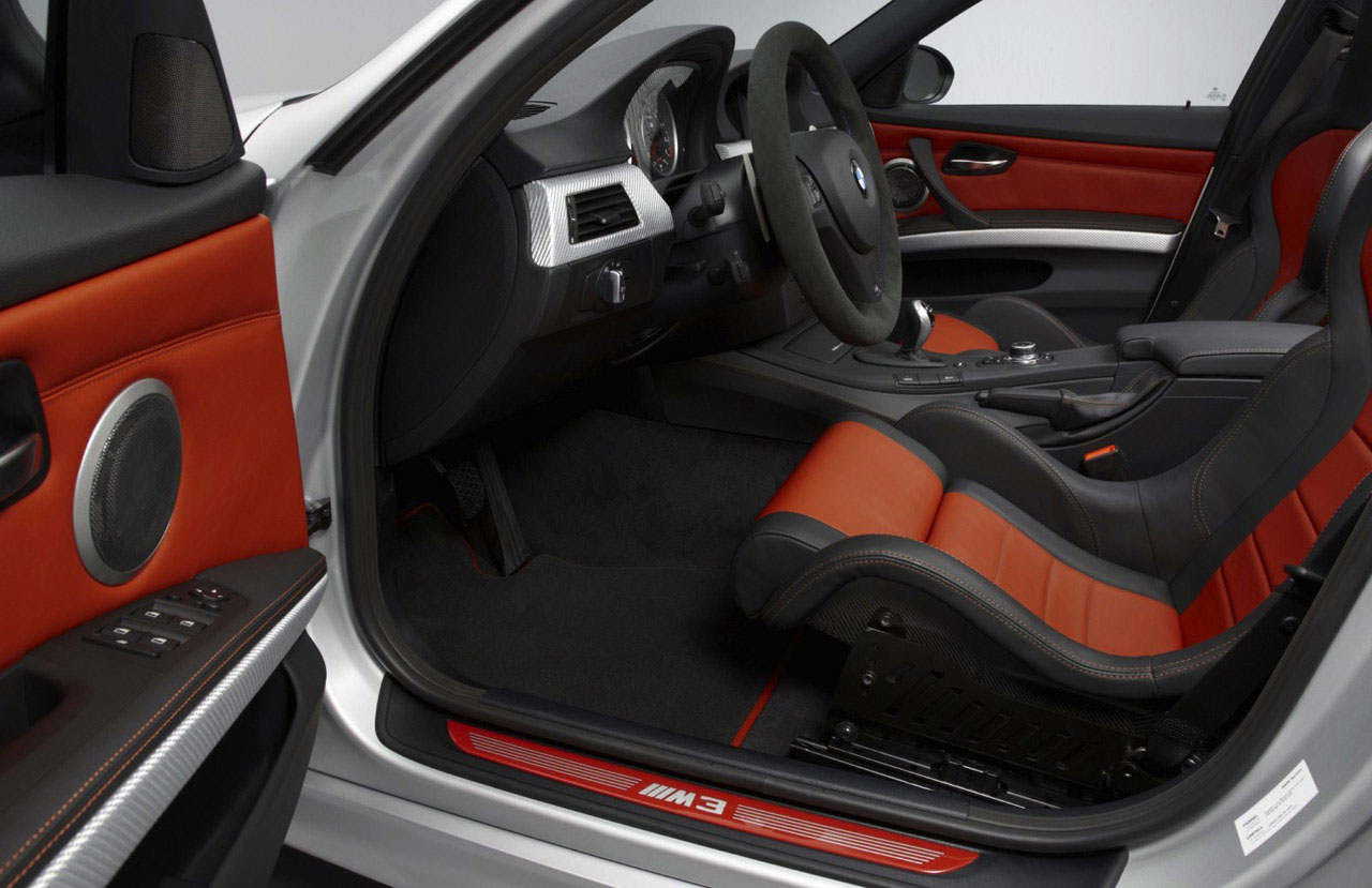 BMW M3 Sporty Drive by G-Power Interior View