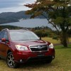 Front View 2014 Subaru Forester US Version