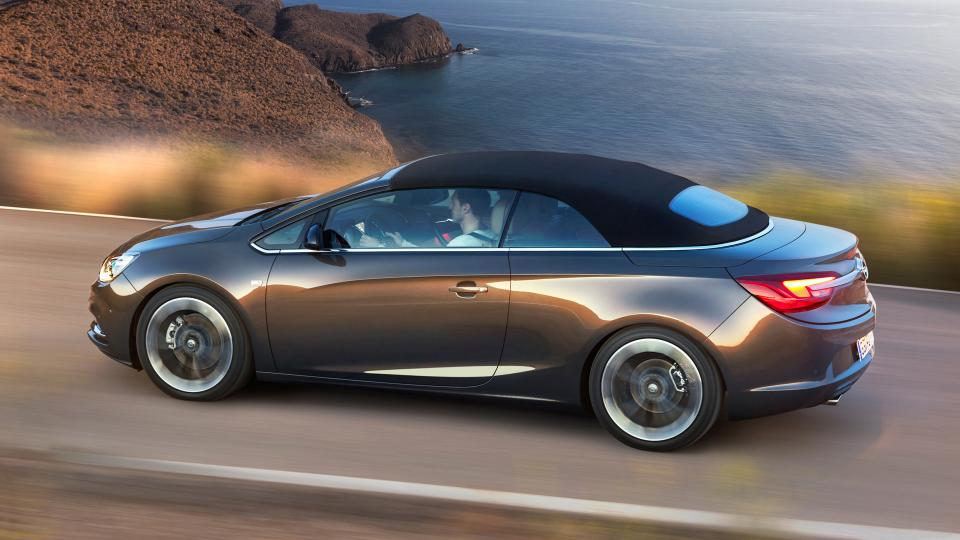 New 2013 Opel Cascada