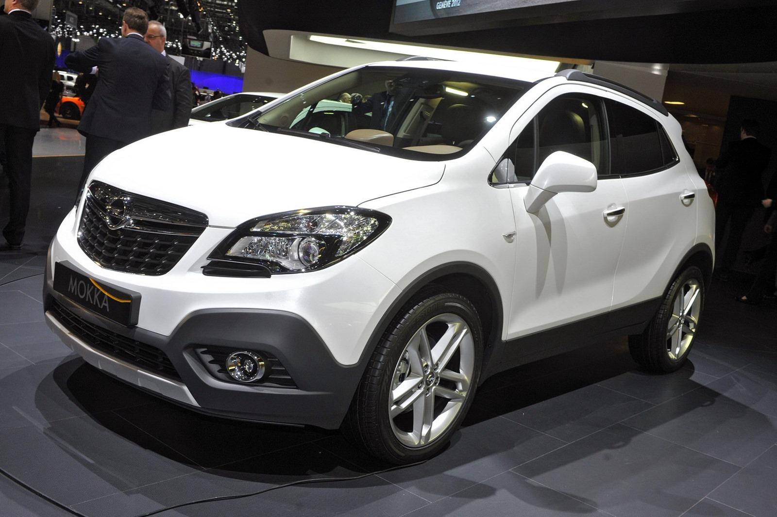 New 2013 Opel Mokka