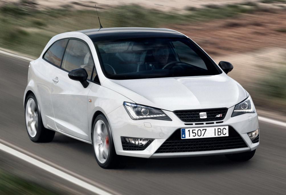 New 2013 Seat Ibiza Cupra