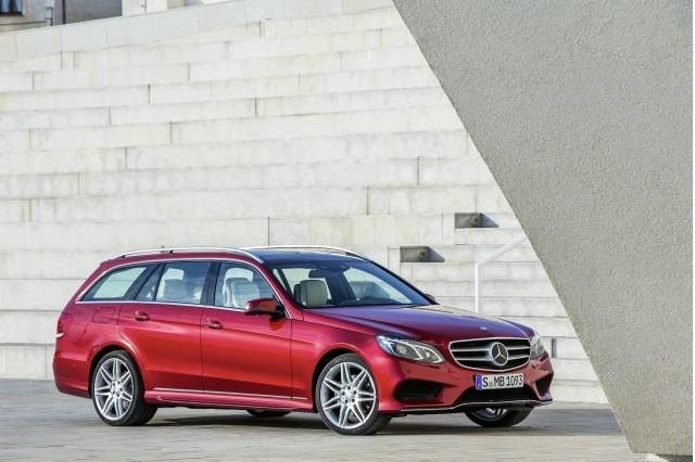 New 2014 Mercedes-Benz E-Class