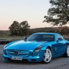 New 2014 Mercedes SLS AMG Coupe Electric Drive
