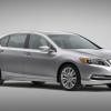 New Silver 2014 Acura RLX