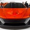 2012 McLaren P1 Front Design
