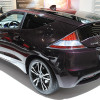 2013 Honda CR-Z Rear Exterior