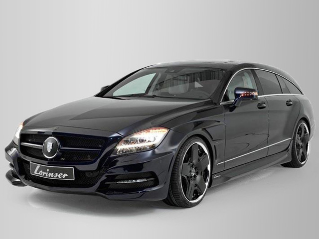 2013 Mercedes Benz-CLS Shooting Brake by Lorinser