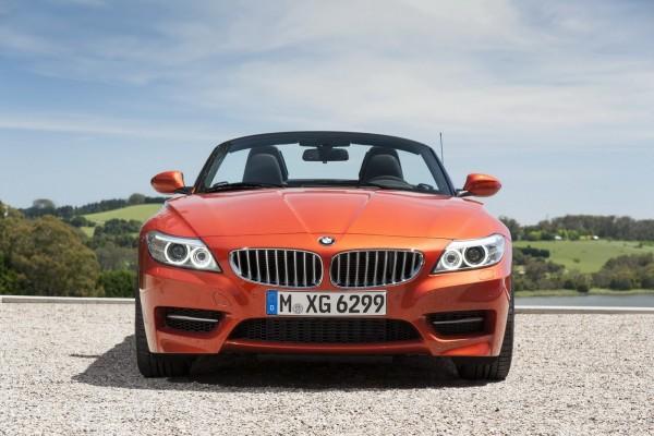2014 BMW Z4 Roadster Front Design
