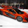 New McLaren P1 Paris 2012
