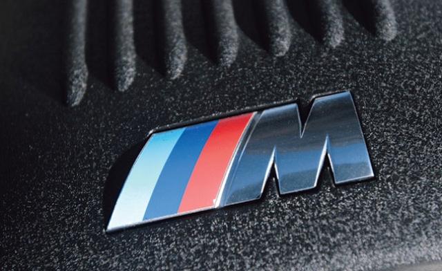 2015 BMW X4M Concept Logo