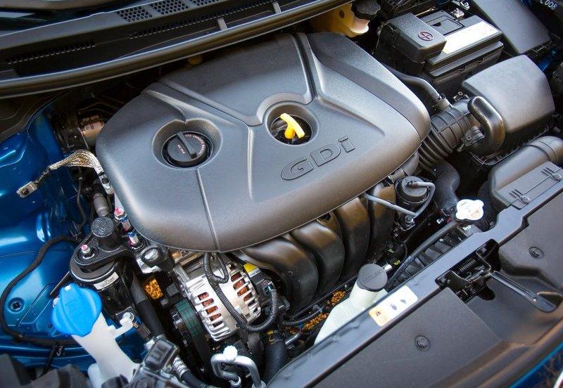 KIA Forte Sedan Engine