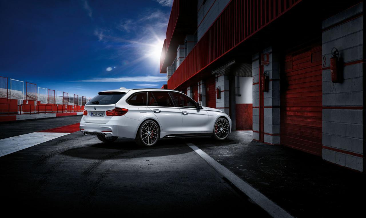 2013 BMW M Performance 3-Series Touring