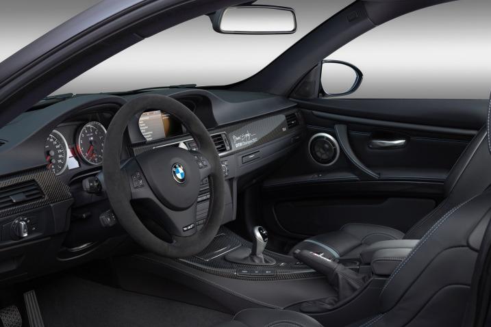 2013 BMW M3 DTM Champion Edition Interior