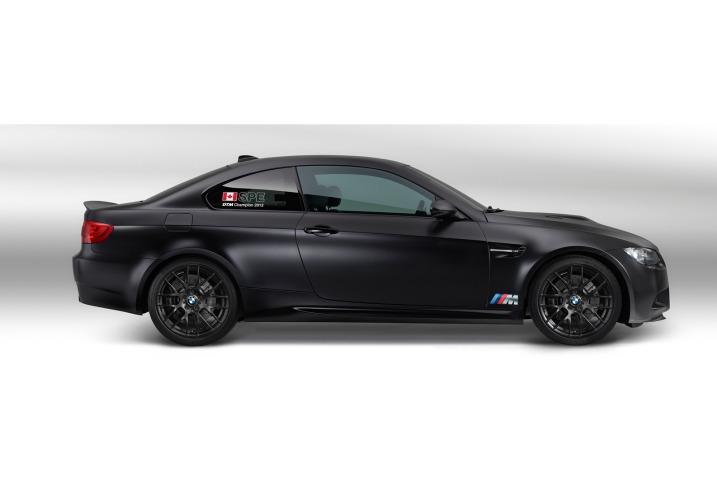 2013 BMW M3 DTM Champion Edition Side