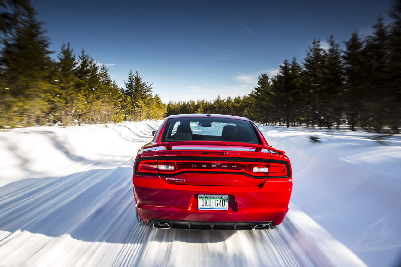 2013 Dodge Charger AWD Sport Rear