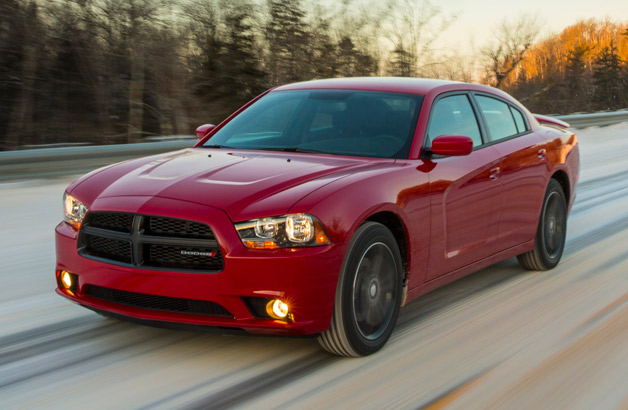 2013 Dodge Charger AWD Sport Review