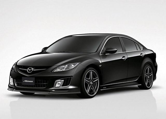 2013 Mazda Atenza Racer Review