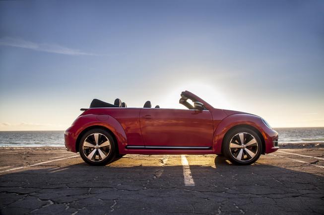 2013 Volkswagen Beetle Cabrio Body