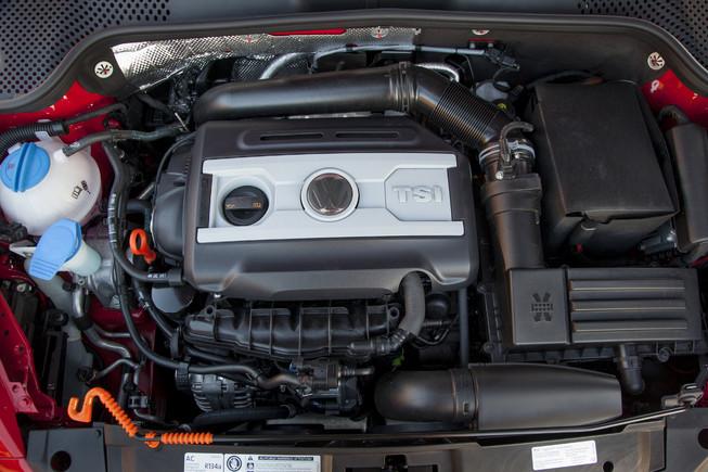 2013 Volkswagen Beetle Cabrio Engine