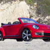 2013 Volkswagen Beetle Cabrio Front Angle
