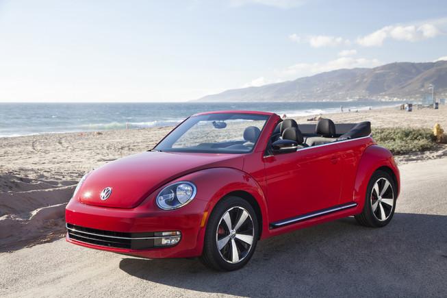 2013 Volkswagen Beetle Cabrio Review