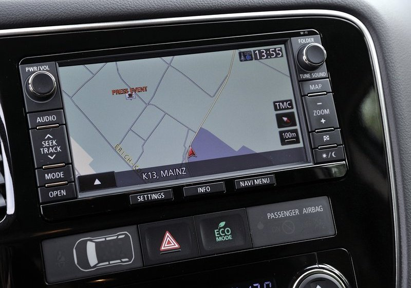 2014 Mitsubishi Outlander Multimedia