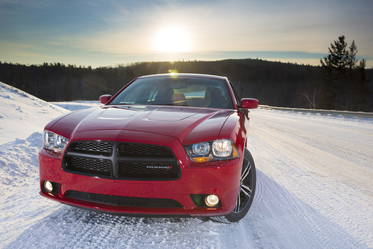 Dodge Charger AWD Sport Front