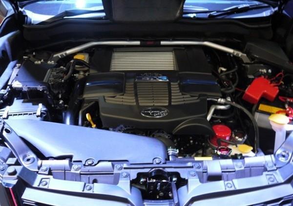 Subaru Forester Sport Engine