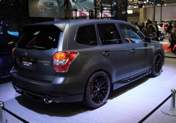 Subaru Forester Sport Rear