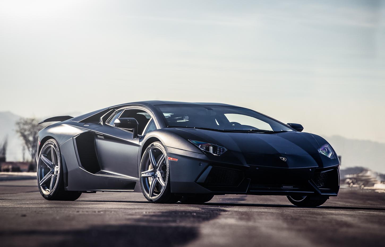 2012 Lamborghini Aventador by Vivid Racing